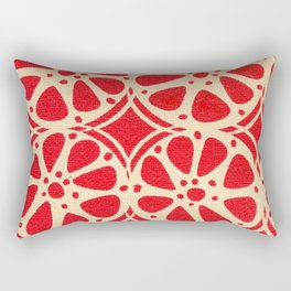 Blood Orange Rectangular Pillow