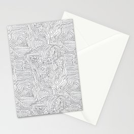 labyrinthe Stationery Cards