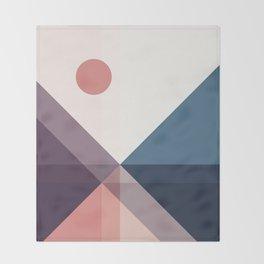 Geometric 1706 Throw Blanket