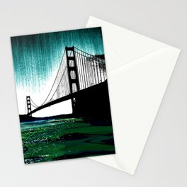 Blacken Gate-San Francisco Stationery Cards