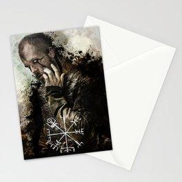 Trickster- Floki art Stationery Cards