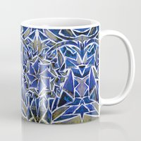 cracked Mugs featuring Cracked by Lachlan Willis