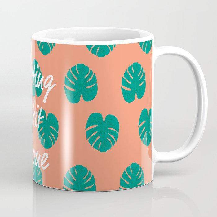 Guaranteed to Improve Productivity Coffee Mug