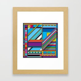 J.Series.28 Framed Art Print