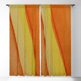 Happy Colors Strips Blackout Curtain