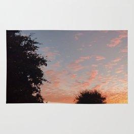 Texas Hill Country Sky - Sunrise 3 Rug