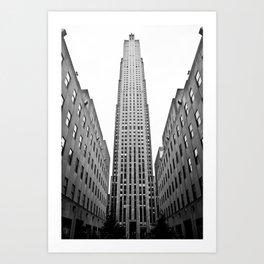 Rockefeller Art Print