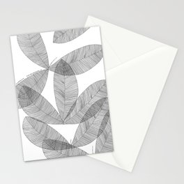 Magical Leaves Stationery Cards