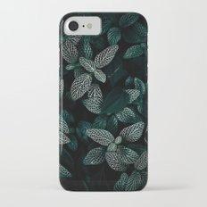 Dark Leaves 3 Slim Case iPhone 7