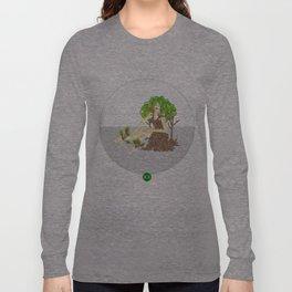 Wood Long Sleeve T-shirt