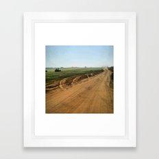 nature natural Framed Art Print