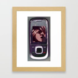 Help! get me out of here..........V4 - Last one! Framed Art Print