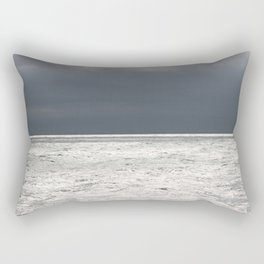 Ominous Ocean Rectangular Pillow