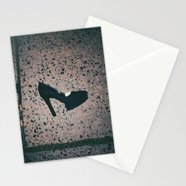 rough night Stationery Cards