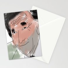 columbo never forgets Stationery Cards