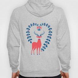 Folk Deer Hoody