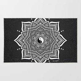 February Mandala II 2018 Rug