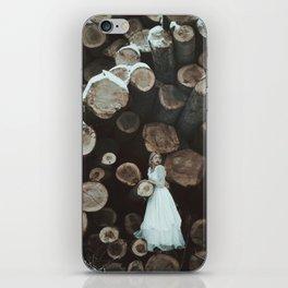 Fear iPhone Skin