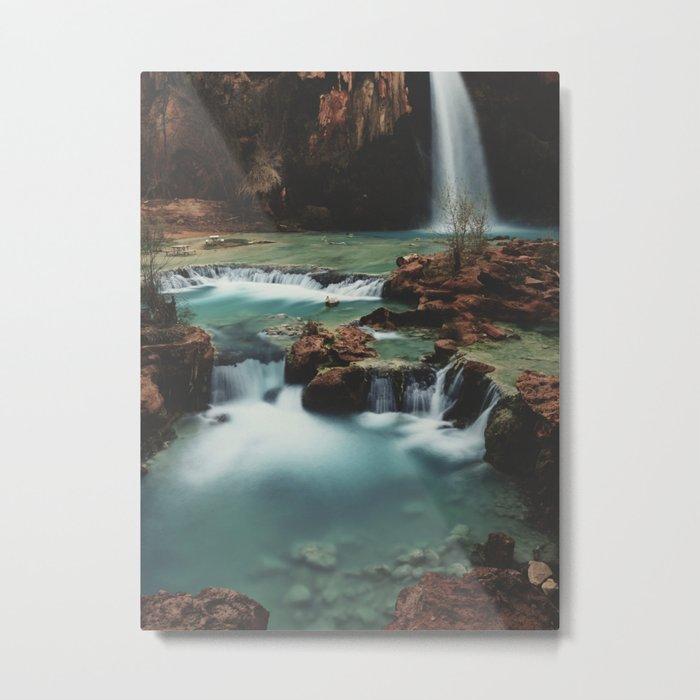 Havasu Falls Metal Print