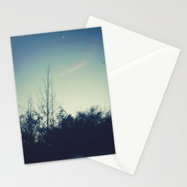 When the Night Falls Stationery Cards