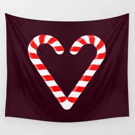 Candy Cane! Wall Tapestry