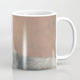 Portrait of Madame René de Gas Coffee Mug
