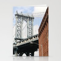 dumbo Stationery Cards featuring DUMBO by Christian Hernandez