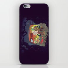 Les Hipsters Mystérieux  iPhone & iPod Skin