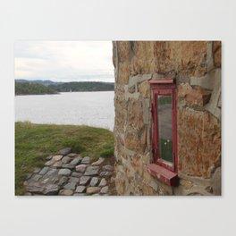 Little Window Canvas Print