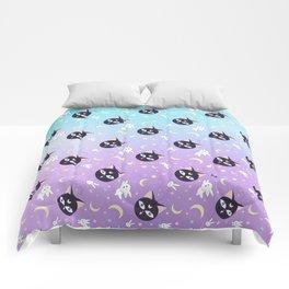 Luna P Cute Pattern Comforters