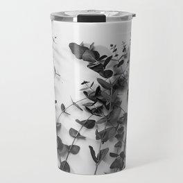 Eucalyptus Leaves Travel Mug