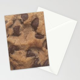 Chocolate Chip Cookie Stationery Cards