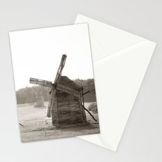 Forrest of windmills Stationery Cards