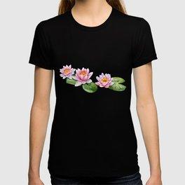 Watercolor Lotus T-shirt
