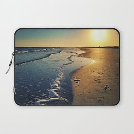 Sunset Stroll Laptop Sleeve
