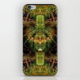Castaneda power iPhone Skin
