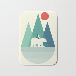 Bear You Bath Mat
