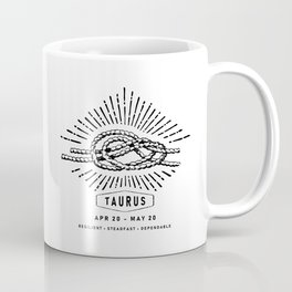 Taurus Archetype - Light Coffee Mug