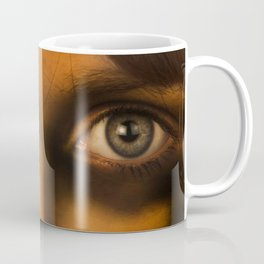 The Vampire stare Coffee Mug