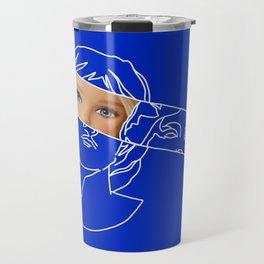 Too Faced Barbie Travel Mug