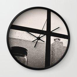 Mason #10 Wall Clock