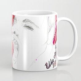 Afelink-Nora002 Scream Coffee Mug
