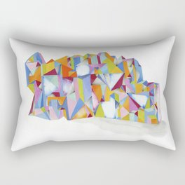 The City Rectangular Pillow