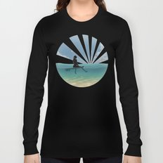 View from a Surfboard Long Sleeve T-shirt