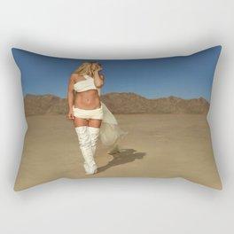 Britney #1 Rectangular Pillow