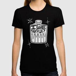 I Love Syrup T-shirt