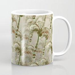 Palm Trees - Earthy Tones Coffee Mug