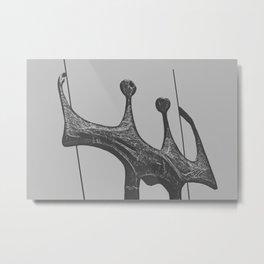 DoisCandangos Metal Print