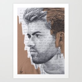 Careless Whisper Art Print
