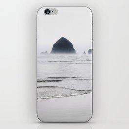 Haystack Rock iPhone Skin